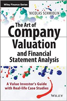 [PDF] The Art of Company Valuation and Financial Statement Analysis A Value Inve