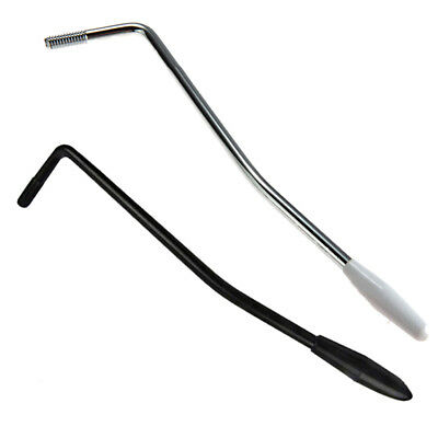 Guitar & Replacement Strat Silver Accessories Bar Whammy Tremolo Arm For Fender