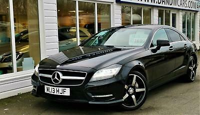 MERCEDES CLS350 AMG Sport CDi BlueEfficiency 7G-Tronic Auto 3.0 Diesel