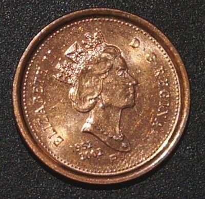 2002-P CANADA 1 cent Golden Jubilee (19B)