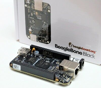 NEW BeagleBone Black Revision C