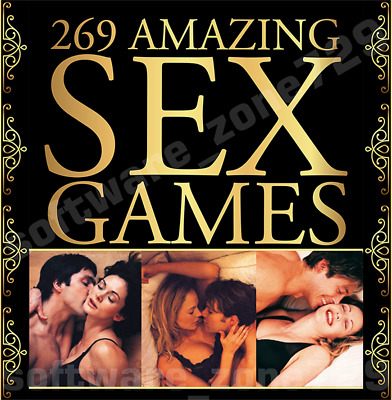 269 Amazing Sex Games By Hugh Debeer Pdf/E-Book + Mrr + Fast Free Shipping ♕
