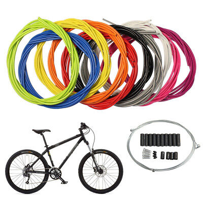 UK Jagwire Complete Set Brake Gear Front Rear Inner Outer Bike Bicycle Cable IF