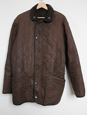 Barbour Duracotton Polarquilt Men`s Jacket SIZE S