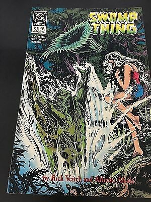 Swamp Thing  #80 Vol 2  DC Comics   VFN+