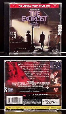 VIDEO CD / VCD / Philips CD-i Film - The Exorcist by W. Friedkin - Long version`