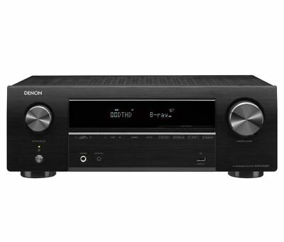 Denon AVRX550BT (Black)  AV Receiver