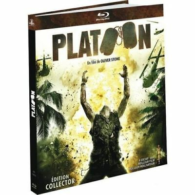 Blu-ray Platoon Edition Digibook Collector + Livret NEUF sous blister