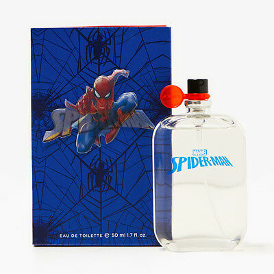 [ZARA SPIDERMAN] Children's Woody Fragrance Perfume Eau De Toilette 50ml NEW