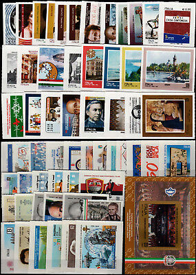 Italia 2018 - Annata Completa Francobolli - Italian Stamps - All Issues 2018