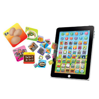 TABLET PAD Computer Educational Learning Teach Toy Toddler