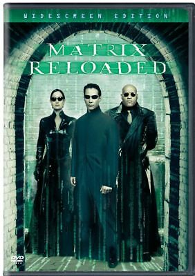 The Matrix Reloaded (DVD, 2003, 2-Disc Set, Widescreen) USED