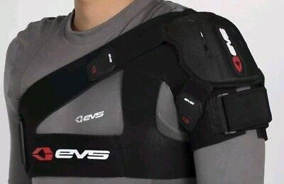 EVS SB04 Offroad Motorcycle Shoulder Support Adjustable SMALL