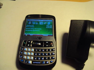 HTC S620 Excalibur WIFI WINDOWS SMART PDA MOBILE PHONE ON VODAFONE/BT +charger