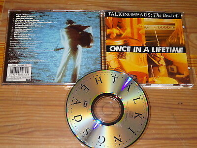 Talking Heads - Once In A Lifetime, The Best Of / Album-Cd 1992 Mint-