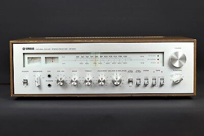 Yamaha CR 600 vintage stereo Receiver from squonk.co