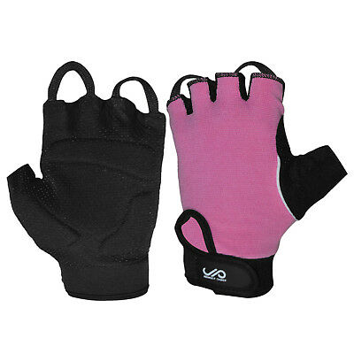 JP Ladies Weight Lifting Gym Gloves Body Building Women Training Fitness