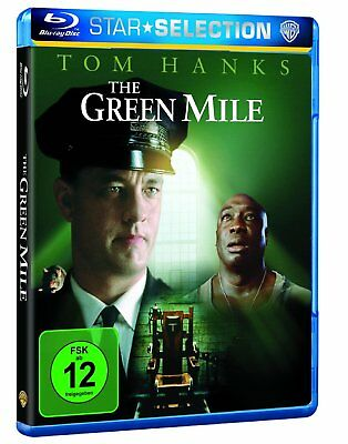 ***The Green Mile-Blu-ray-Tom Hanks-OVP in Folie***