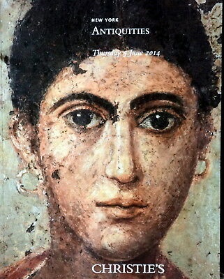 Christies Antiquities New York 6/15/14   Sale Code 2856- Hj 2
