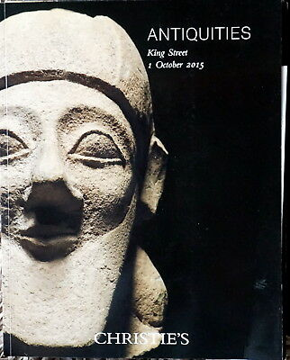 Christies Antiquities London 10/1/2015 Sale Code 10373- Hj 2