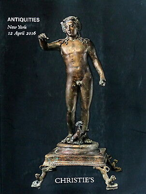Christies Antiquities New York 4/12/2016 Sale Code 1225- Hj 2