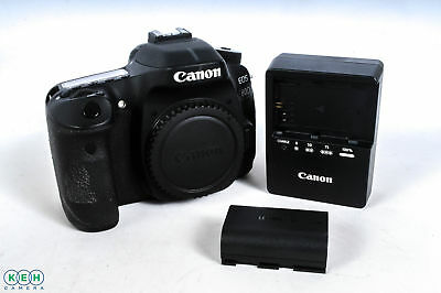 Canon EOS 80D (W) Digital SLR Camera Body