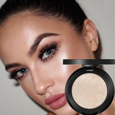 Glow Shimmer Highlighter Foundation powder Contour Brightener Face Illuminator