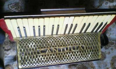 "Accordion ""Kantulia"" 7/8, 80 bass, Germany, mid 30s"