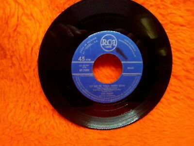 Elvis Presley Sp 45T Loving You  Let Me Be Your Teddy Bear Rca Belgium