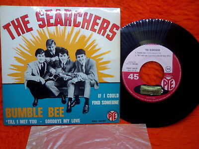 The Searchers Ep 45 T Bumble Bee +3 Vogue 24 137 France