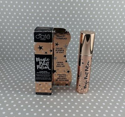 Ciate- Magic Pout Potion: Matte Finish Plumping Lip Primer. New, 0.13 fl oz