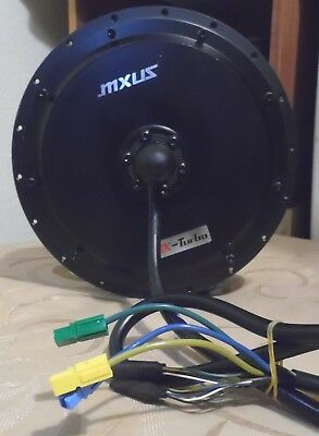 MXUS V3 3K-Turbo 3000w high speed electric e bike hub motor 48v 60v 72v 84v 96v