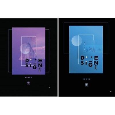 MFECT[DESIGNER]5th Album Random CD+Booklet+PhotoCard+Kpop Posert+Tracking Sealed