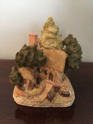 """David Winter """"Hermits Humblehome"""" 1985 signed by David Winter"""