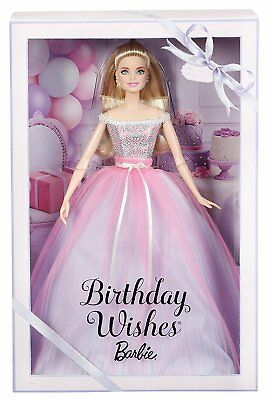 Barbie Birthday Wishes Doll  Multi Color