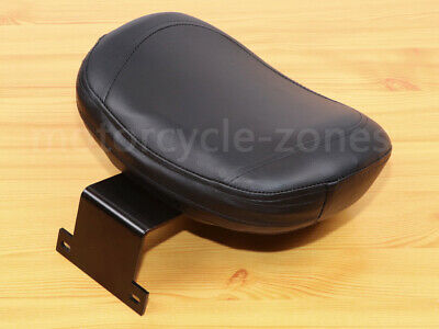 Driver Rider Seat Sponge Backrest Pad Replacement For Honda VTX1300 Motorcycle