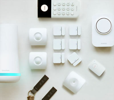 SimpliSafe Oakhaven Security System: 15 Pieces Free Shipping