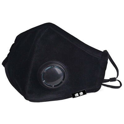 Newly Anti-haze Mask Outdoor Breathable Mouth Muffle Filter Face Cover Reusable
