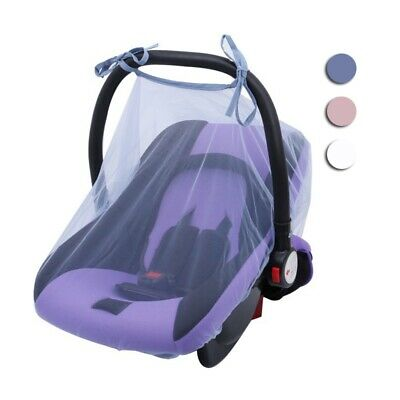Baby Carseat Cover Stroller Mesh Canopy Protect Infant Pratical Mosquito Net