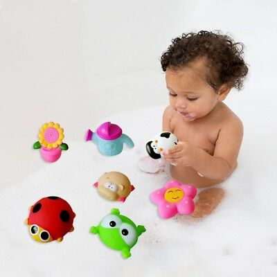 Baby Bath Shower Toy Kids Sprinkle Water Playing Toys Cartoon Animal Shape Toys