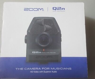 Zoom - Q2n - Handy Video Recorder