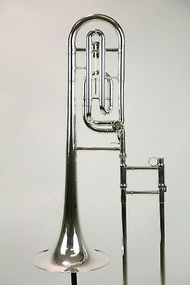 Bass Trombone Courtois with F Attachement Very rare
