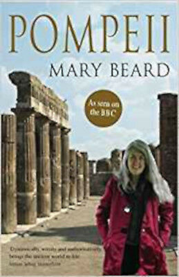 Pompeii: The Life of a Roman Town, New, Mary Beard Book