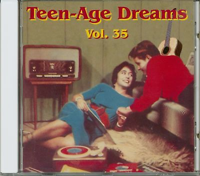 Various - Teen-Age Dreams Vol. 35 - Rock & Roll
