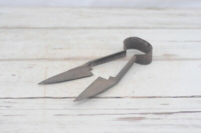 Vintage Metal Sheep Shears Hand Garden Tool Farm Tool #2