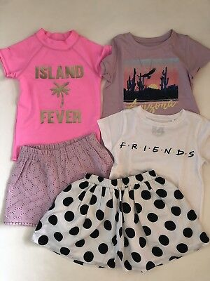 BRAND NEW / NEAR NEW Cotton On Kids Size 4 Bundle Girls Clothes