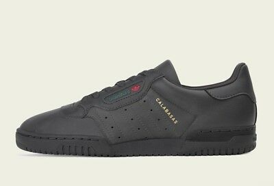 super cheap ff52c ccdfa adidas Yeezy Powerphase Calabasas Core Black UK9.5   EU44  US 10 IN HAND
