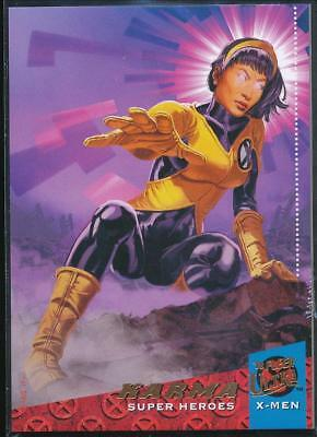 2018 Fleer Ultra X-Men Trading Card #42 Karma