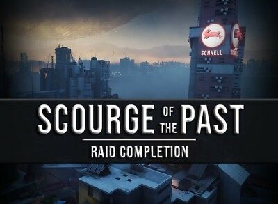 Destiny Scourge Of The Past Raid+Secret chest- 24H GUARANTEED COMPLETION (PS4)
