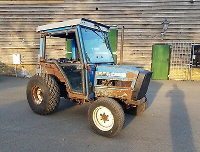 ISEKI 530 Compact Tractor | PTO | Three Point Linkage | 30HP Diesel Engine